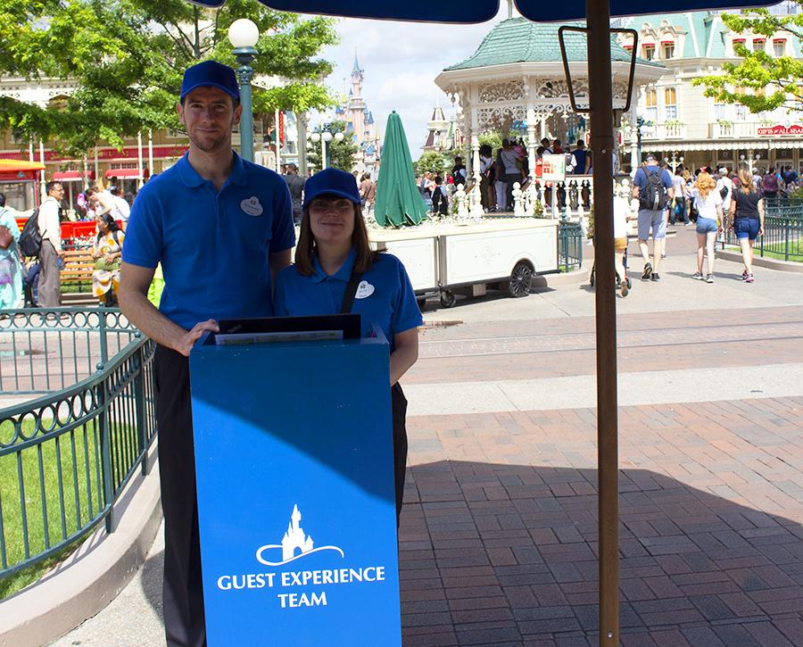 Guest Experience Team