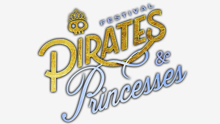 Logo FESTIVAL PIRATES ET PRINCESSES
