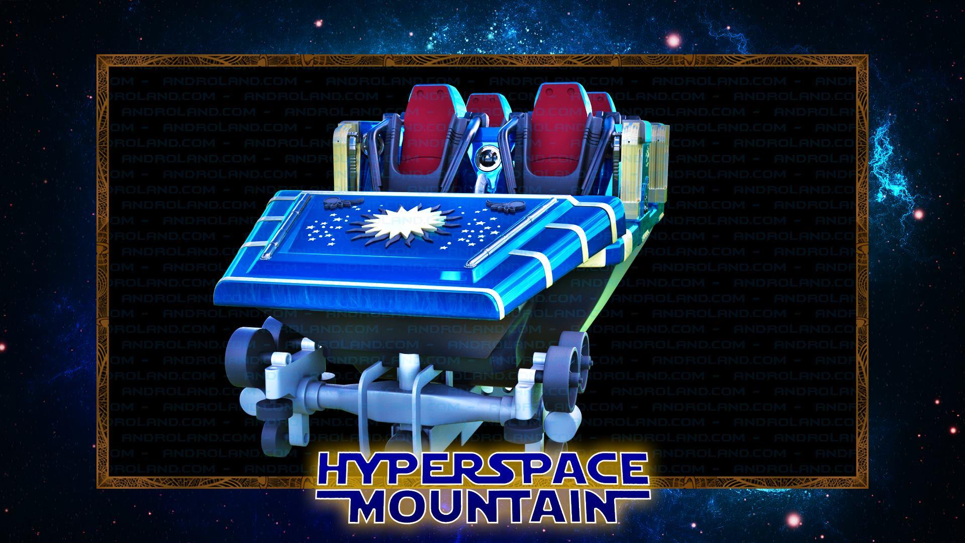 [Nouveau] Star Wars Hyperspace Mountain (mai 2017) - Page 40 HSM_3D_01