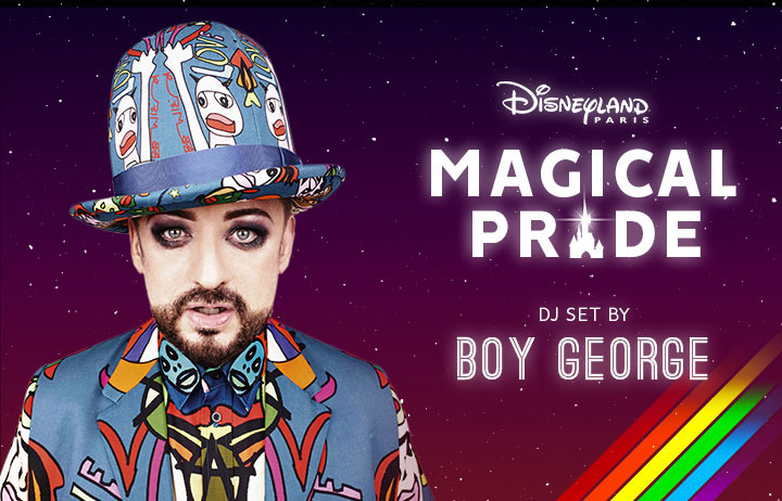 Magical Pride - Boy George
