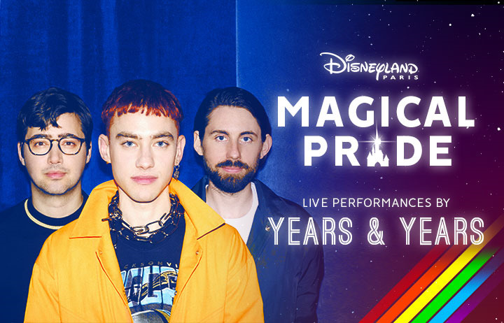 Magical Pride - Years & Years