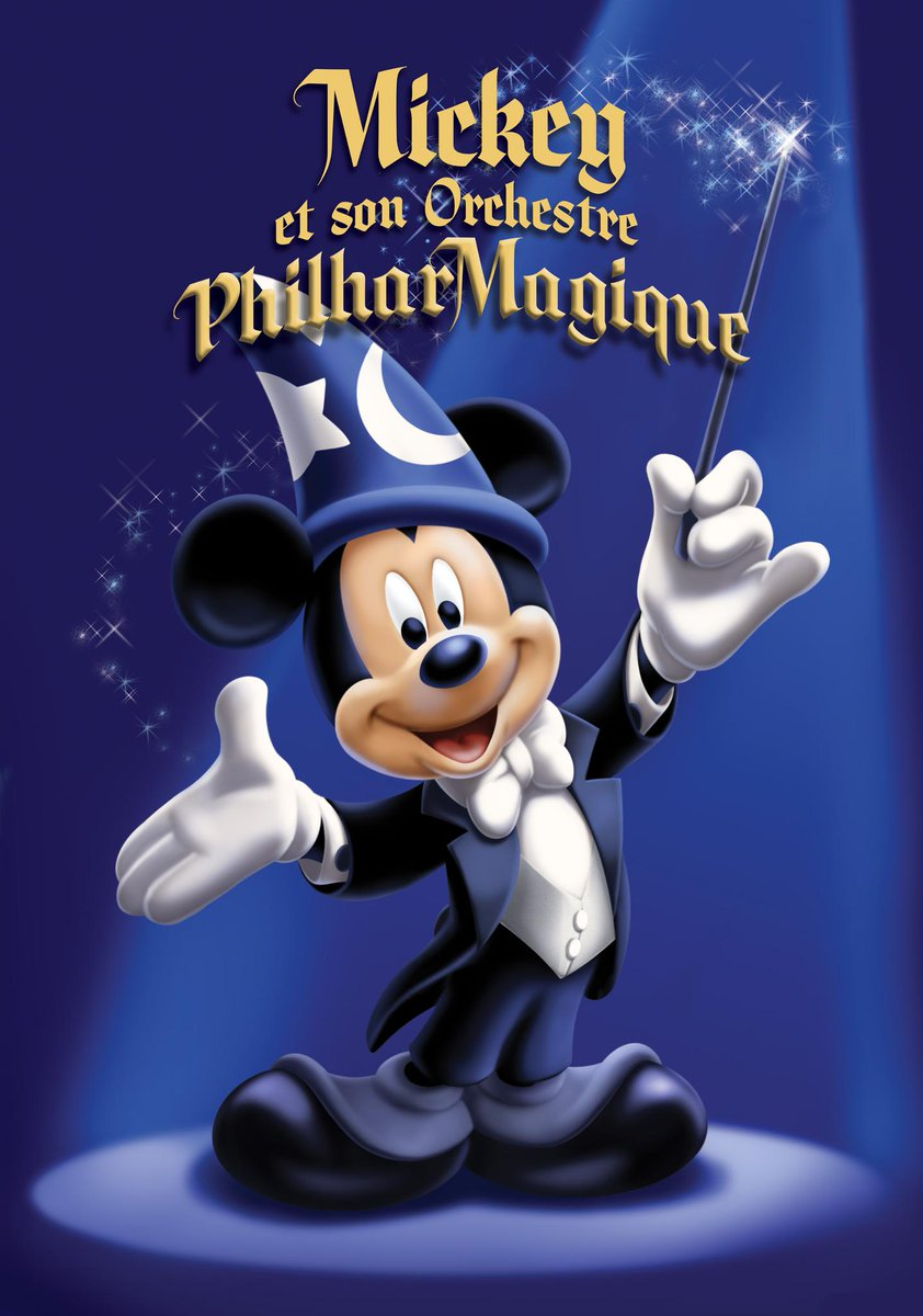 Mickey Philharmagique