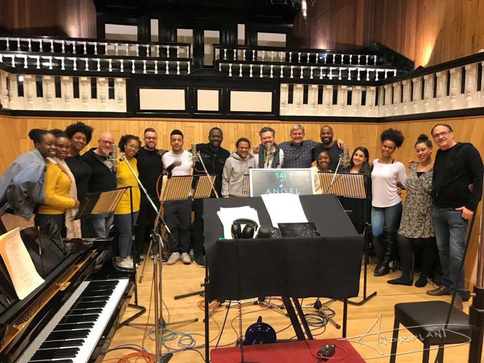 Lion King Recording 05