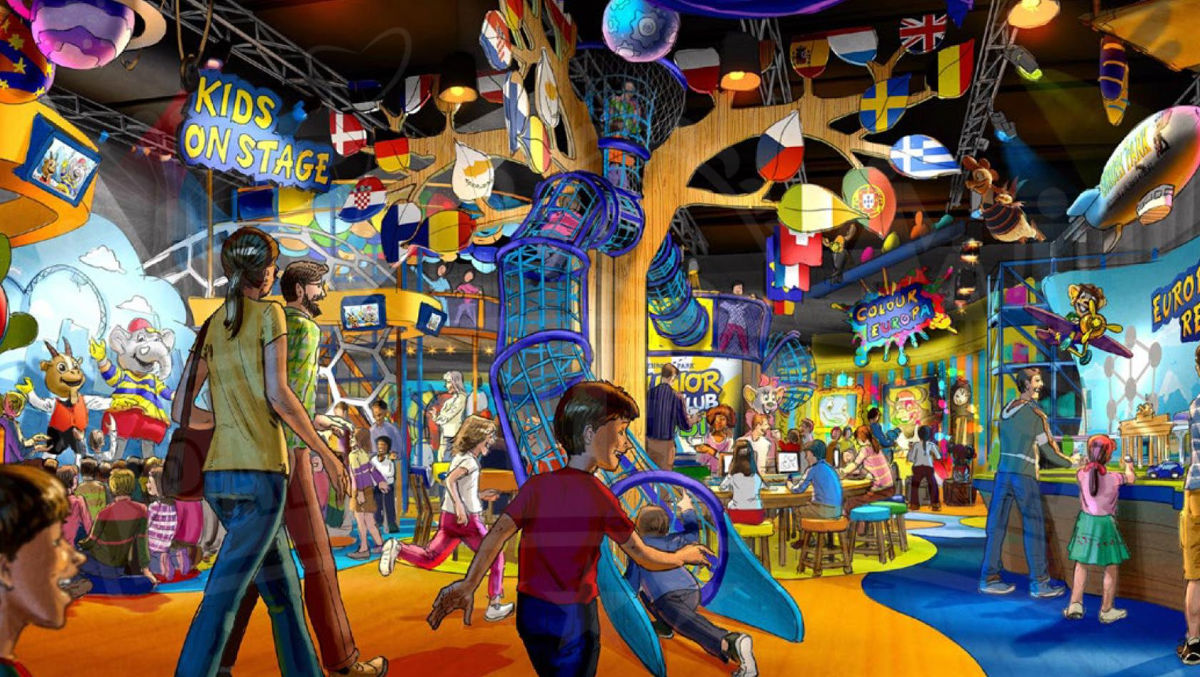 europa park junior club studio 2019 neu konzept