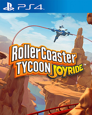 rollercoaster tycoon joyride ps4 cover